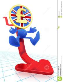 illustration-falling-uk-pound-sterling-12243094