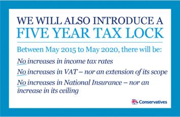 tax lock