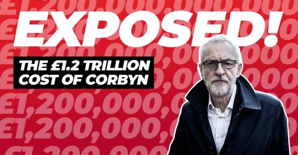 cost of corbyn